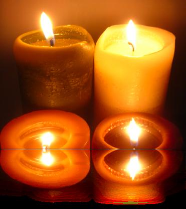 Divinare con le candele Candele_1